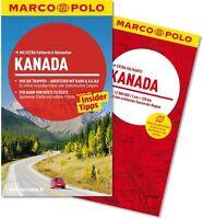 !! Kanada Vancouver Montreal 2014  UNGELESEN Reiseführer mit Karte Marco Polo