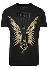 Rammstein Engel T-Shirt Herren Schwarz Rock Band (S-XXXL) lizensiert