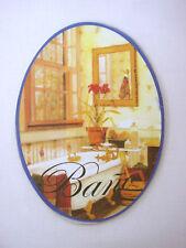 539de32a05e0 Cartel wc en placas y señales decorativas para el hogar | Compra ...