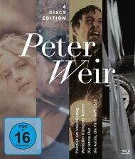 Peter Weir Collection - 4-Filme # 4-BLU-RAY-BOX-NEU