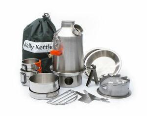 Kelly Kettle - SCOUT 'ULTIMATE KIT' - 1.1L