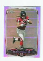 Devonta Freeman 2014 Topps Chrome Rookie RC Refractor Atlanta Falcons # 216