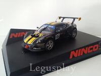 Slot SCX Scalextric Ninco 50517 Lotus Exige GT3 Zagame - A.Lazaris - Nº98