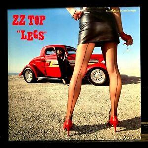 "ZZ TOP 12"" - Legs (Special Dance Mix) / La Grange"