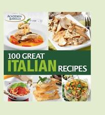 100 Great Italian Recipes: delicious recipes for more than 100 Italian-ExLibrary