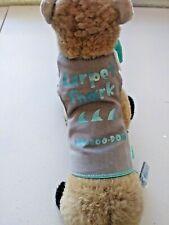 Ferret Reversible Harness - Carpet Shark Pattern - S/M