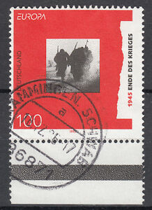 BRD 1995 Mi. Nr. 1790 mit Rand Gestempelt TOP!!! (23806)