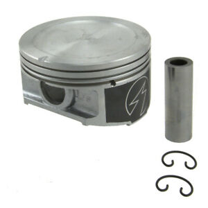 SPEED PRO Hypereutectic H847CP Pistons 6-PACK for Chevy Olds Pontiac 3.4