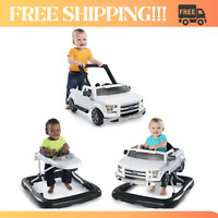 Ford F-150 Baby Walker With Activity Station 3 Ways to Play Removable Steering