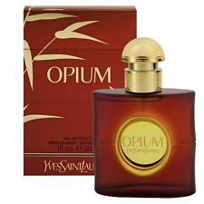 OPIUM -  Yves Saint Laurent 30ml Eau De Toilette Spray EDT Womens Perfume NEW