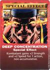 1992 Brady Games Mortal Kombat Kard Game Red Border Edition - Huge Selection!