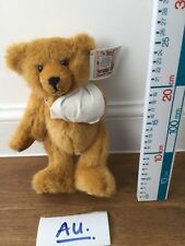 The Bears Of Haworth Cottage Golden Jointed New Tag Artist Bear Plush Soft Toy