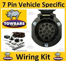 7 Pin Towbar Wiring Electrics for Ford Kuga (Mark 2) 2013 to 2020 Westfalia