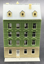 Pola N Scale 4 Story City Apartment Building W.Germany Assembled Vintage RARE #2