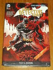BATMAN DETECTIVE COMICS SCARE TACTICS DC COMICS NEW 52 VOLUME 2 HB<9781401238407