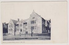 "USA postcard - University of Pa, ""Houston Hall"" - P/U"