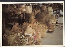 Cambodia Postcard - Kampuchean Culture & Crafts, Phnom Penh  LC4636