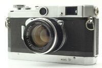 【Exc+5】 Canon Model VT Rangefinder Camera w/ 50mm f/1.8 L39 Lens From JAPAN #596