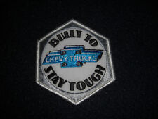 Chevy Trucks Built to Stay Tough Patch Vintage 1980's