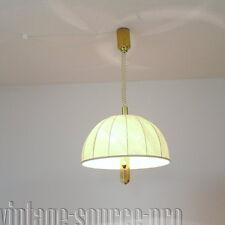 edle 70er Jahre Küchenlampe Deckenleuchte Pendelleuchte Zugleuchte bis 175 cm