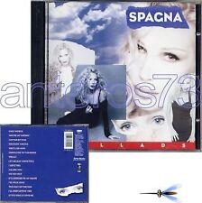 "SPAGNA ""BALLADS"" RARO CD 1997 - FUORI CATALOGO"