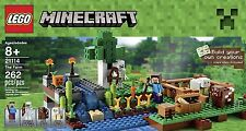 LEGO Minecraft 21114 The Farm / FREE WORLDWIDE SHIPPING
