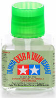 Tamiya Glue 40ml Extra Thin Cement # 87038