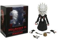 Hellraiser III Pinhead Deluxe Stylized roto Vinyl collectible figure 16 cm Mezco
