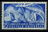 Italy Republic 1949 Sass. 599 MNH 40% UPU
