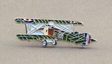 Sopwith Camel Biplane Pin Badge