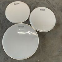 """12"""" 13"""" 16""""  Drum Skins 