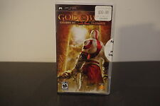God of War: Chains of Olympus  (PlayStation Portable, 2008) *Tested/Complete