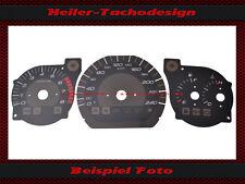 Tachoscheibe Honda Goldwing GL 1800 2005-2015 MPH zu KMH Tacho Speedo Dial US