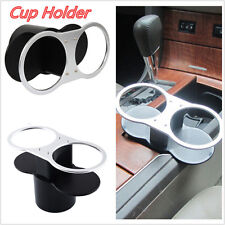 Universal Car Auto Dual Double Cup Bottle Glass Holder Stand Seat for Drinks