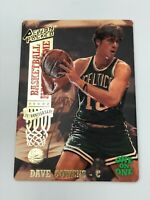 Dave Cowens Autographed Signed 1993 Action Packed HOF Card Celtics