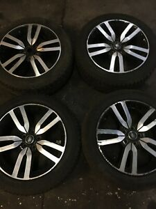 Genuine Land Rover Discovery 4 Alloy Wheels SET 255/50/20 NR23