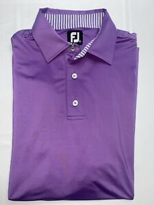 FootJoy Mens Golf Polo ShirtSize Large, In Great Shape