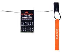 Empfänger AR6100 2,4 GHz 6-Kanal DSM2 Spektrum