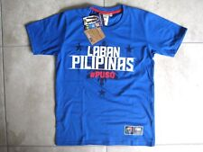 NEW PHILIPPINES LABAN PILIPINAS FIBA Pinoy Pride Basketball PBA Shirt XS