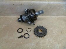Yamaha 250 DT ENDURO DT250-D Original Engine Kickstarter Shaft 1977 #YB21 VTG