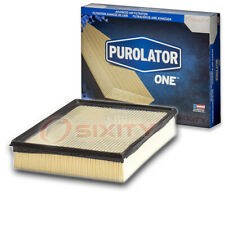 Purolator ONE Engine Air Filter for 2000-2019 Chevrolet Tahoe - Intake Flow uu