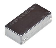 1590G Aluminum Enclosure for Guitar Pedals, Vape, Vaporizer, Box Mods - BLACK