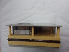 UNBOXED N GAUGE TOMYTEC TOMIX 4016 ELEVATED TRACK STATION TYPE A STRUCTURE