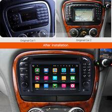 For Mercedes Benz SL R230 SL350 SL500 SL55 SL600 SL65 Radio 4+64GB Android 10.0