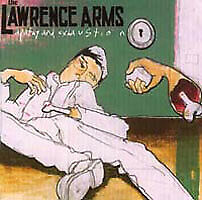 LAWRENCE ARMS APATHY & EXHAUSTION - LP Mint / Mint
