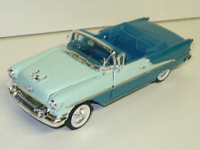 WELLY 1955 OLDS SUPER 88 CONVERTIBLE 1:26 MINT GREEN AND TEAL OR RED WHITE