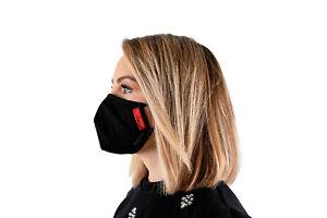 Casada FFP2-Maske sw,  ePTFE-Technologie, zugelassen, CE0370 EN149:2001+A1:2009
