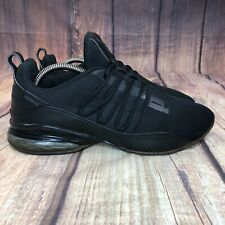 Puma Cell Regulate Nature Tech Running Shoes Men Size 8.5 Athletic Shoes - BLACK
