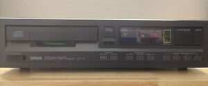 "Rare 1984 Yamaha CD-X1 CD Player 1984  First ""affordable"" Version.Tested/Working"
