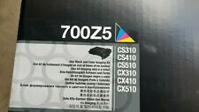 Genuine Lexmark Black and Colour Imaging Kit 700Z5